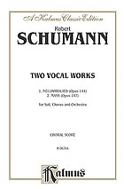 Two vocal works