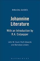 The Johannine literature