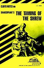Cliffs notes on The taming of the shrew : notes