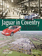 Jaguar in Coventry : building the legend