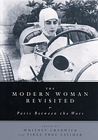 The modern woman revisited : Paris between the wars