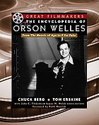 The encyclopedia of Orson Welles