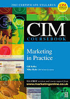 Marketing in practice, 2002-2003