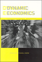 Dynamic economics quantitative methods and applications