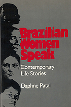 Brazilian women speak : contemporary life stories