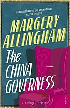 The china governess, a novel of suspense
