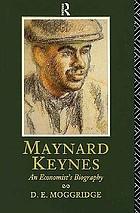 Maynard Keynes : an economist's biography
