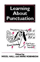 Learning about punctuation