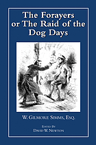 Eutaw: a sequel to The forayers; or, The raid of the dog-days a tale of the revolution