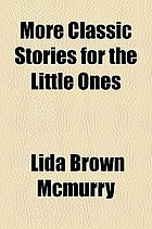 More classic stories for the little ones