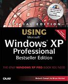 Using Microsoft Windows XP professional edition
