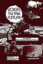 Voices for the future, volume three
