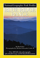 Blue Ridge range : the gentle mountains