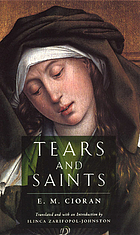 Tears and saints