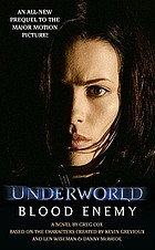 Underworld : blood enemy, a novel