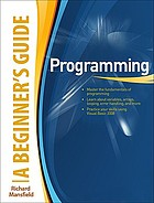 Programming : a beginner's guide