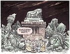 Ambushed! : a cartoon history of the George W. Bush administration