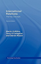 International relations : the key concepts