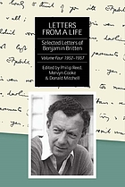 Letters from a life : the selected letters of Benjamin Britten 1913-1976