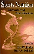 Sports nutrition : vitamins and trace elements