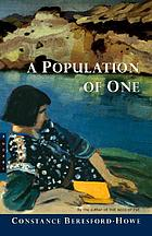 A population of one : a novel