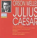 Julius Caesar Richard II