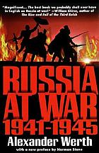 Russia at war, 1941-1945