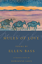 Mules of love : poems