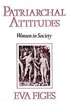 Patriarchal attitudes: women in society