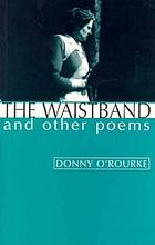 The waistband and other poems