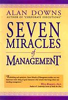Seven miracles of management