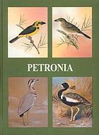Petronia : fifty years of post-independence ornithology in India : a centenary dedication to Dr. Salim Ali, 1896-1996