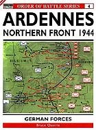 The Ardennes offensive. central sector