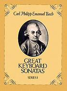 Great keyboard sonatas