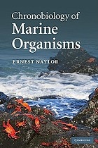 Chronobiology of marine organisms