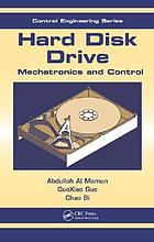 Hard disk drive : mechatronics and control