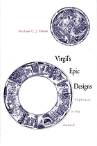 Virgil's epic designs : ekphrasis in the Aeneid