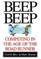 Beep! beep! : competing in the age of the road runner