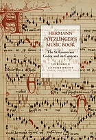 Hermann Pötzlinger's Music Book : the St Emmeram Codex and its contexts