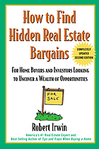 How to find hidden real estate bargains