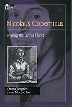 Nicolaus Copernicus making the Earth a planet