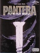Selections from Far beyond driven : authentic guitar-tab edition, includes complete solos : for 1 stemme og 1-2 guitarer med becifring (delvis med guitargreb)