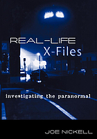 Real-life X-files investigating the paranormal
