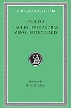 Plato : in twelve volumes