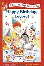Happy birthday, Eeyore!