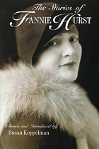 The stories of Fannie Hurst