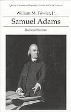 Samuel Adams : radical puritan