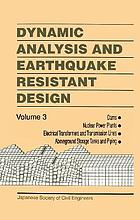 Dynamic analysis and earthquake resistant design