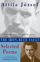 The iron-blue vault : selected poems