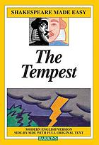 The tempest : modern English version side-by-side with full original text